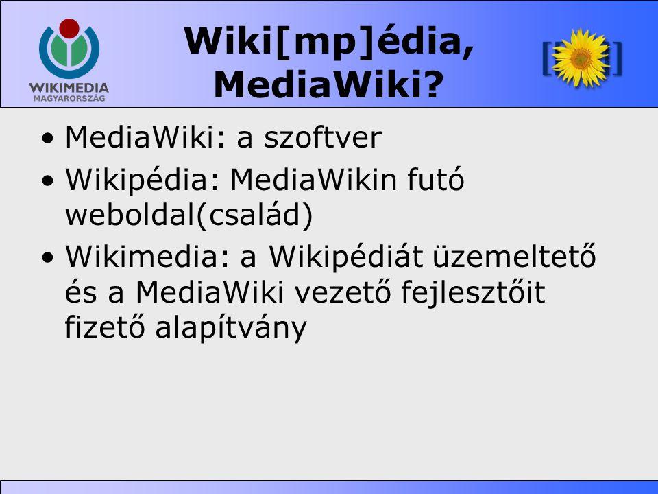 Wiki[mp]édia, MediaWiki